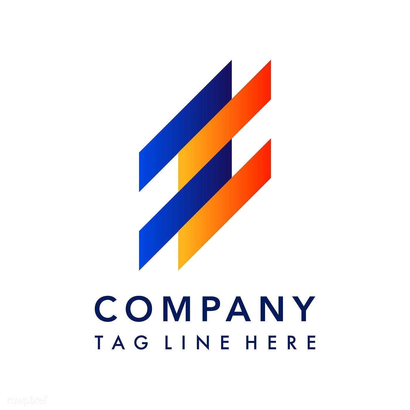 Download Premium Vector Of Modern Company Logo Design Vector 495807 Company Logo Design Logos Design Company Logo