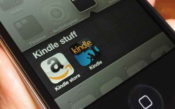 Amazon Kindle Store Can Be Added To An Iphone Or Ipad Home Screen