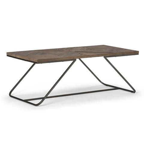 Hailey Coffee Table Coffee Table Wood Solid Wood Coffee Table
