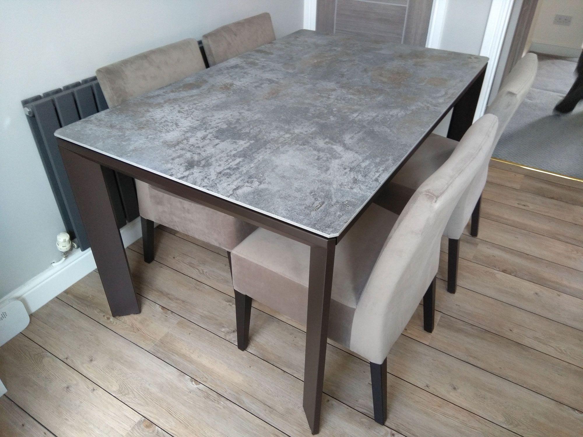 Urban Ceramic Dining Table Dining Table Ceramic Dining Table