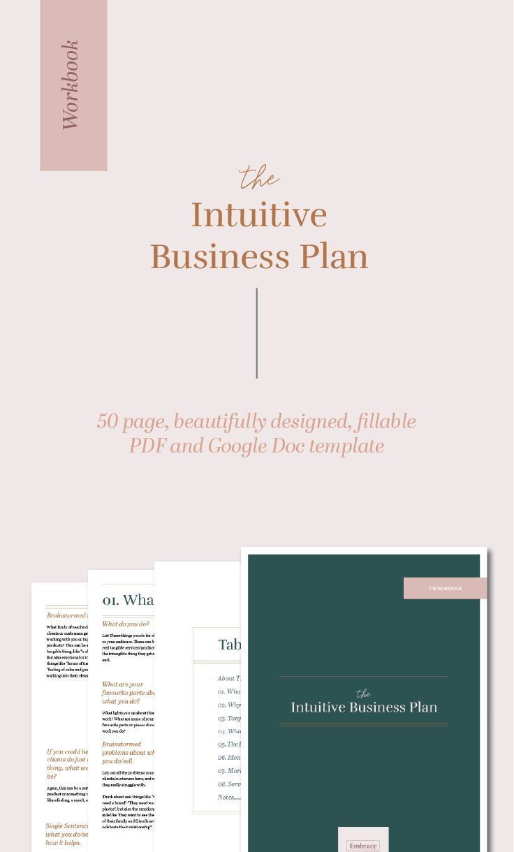 Why do you need a business plan? In this infographic we
