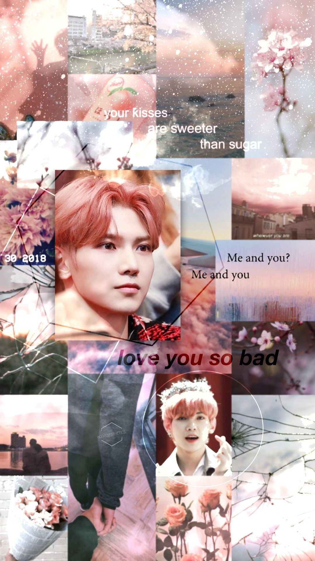 ateez wallpaper Tumblr Kpop wallpaper, Aesthetic