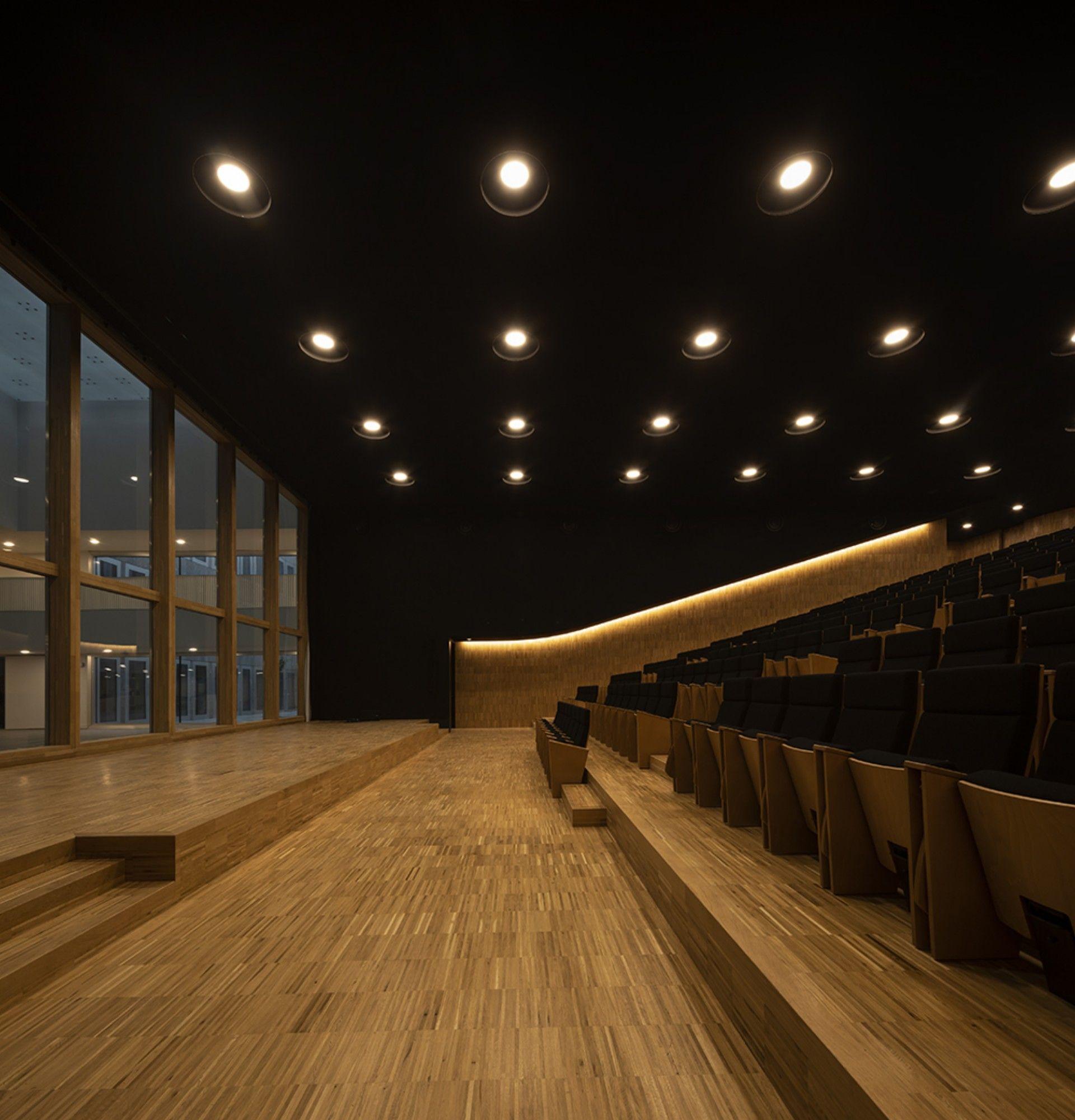 The Kaan And Pranlasdescours Firms Design The New Chambre De Metiers Et De L Artisanat In Lille Floornature Glass Facades Architecture Patio Flooring