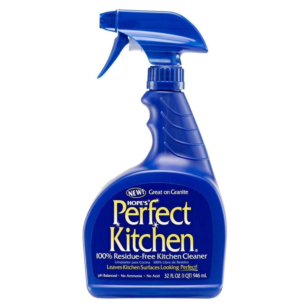 oz perfect kitchen cleaner kitchens and products