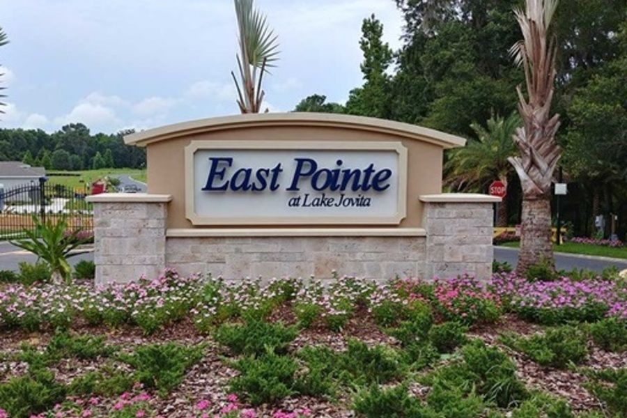 EAST POINTE AT LAKE JOVITA is the newest neighborhood in