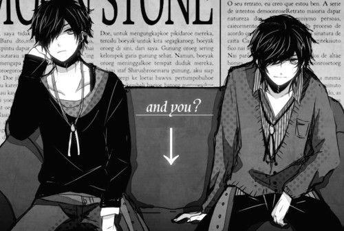 anime boy twins | anime pics in 2019 | Anime, Anime artwork, Anime guys