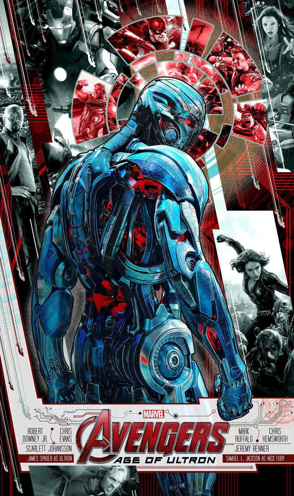Pin by Ignacio Quintana on Movies IMDB Avengers poster