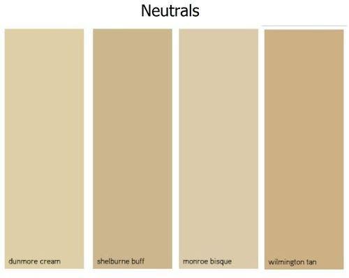 Beige Color Names Beige Color Chart Home Decor | Paint ...