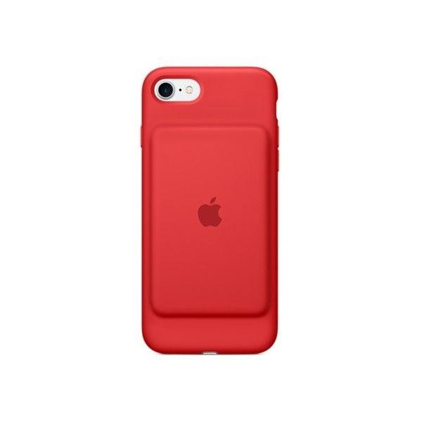 coque iphone 7 rouge metal