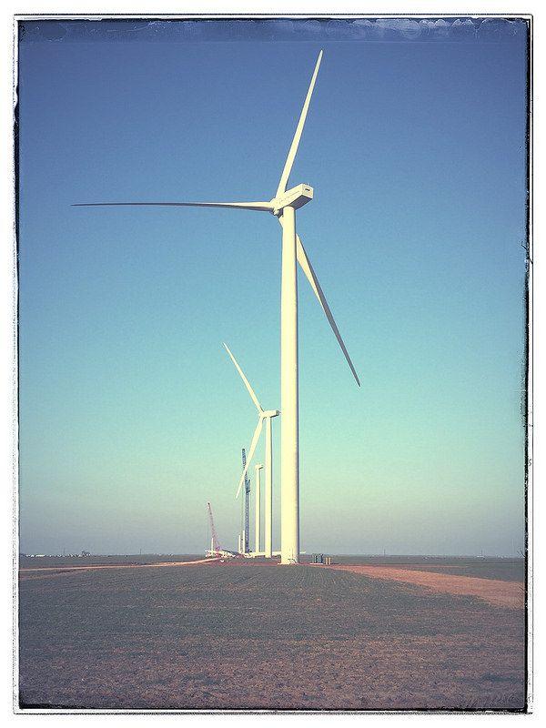 Wind Farm Windmills Seymour Texas 956ott Farm Windmill Wind