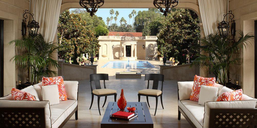 Jennifer Bevan Interiors: Pasadena Sisustussuunnittelu
