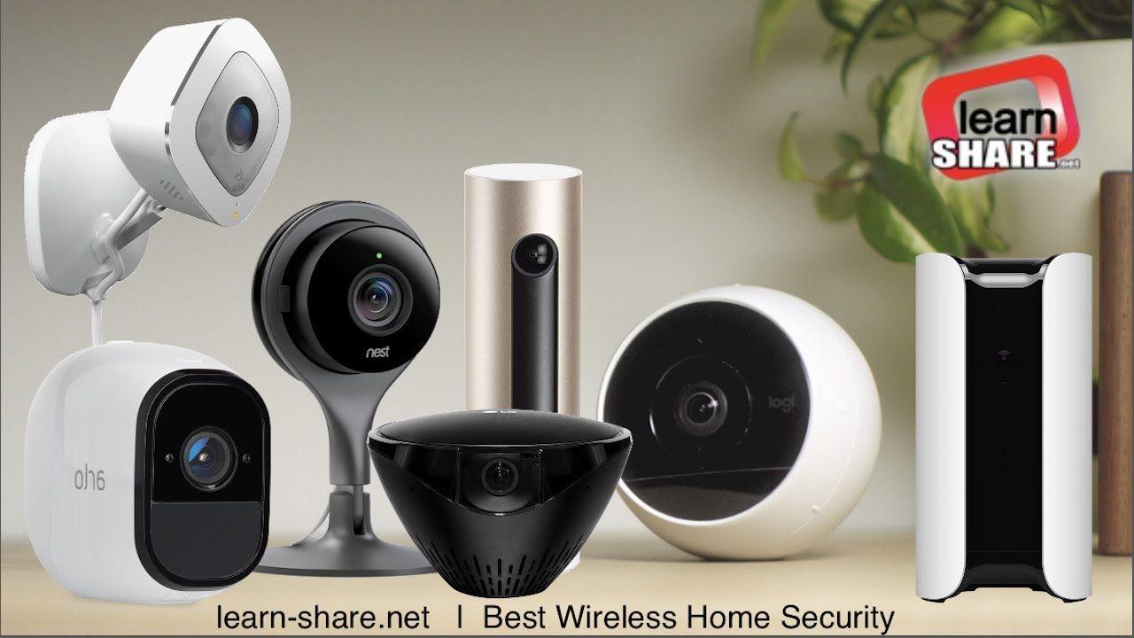 Best Wireless Home Security System Wireless Home Security Wireless Security Camera System Wireless Home Security Cameras