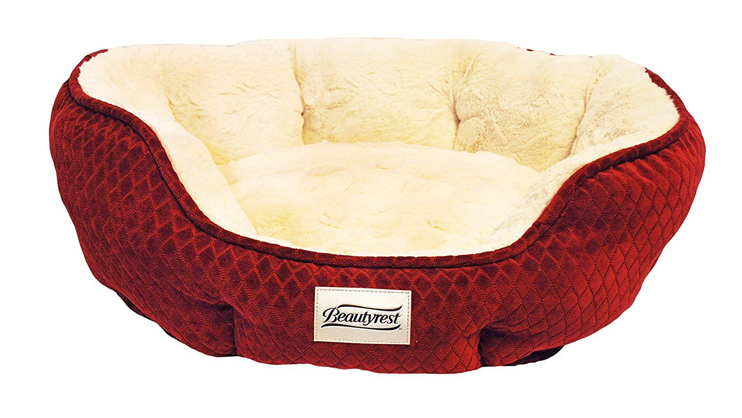 Beautyrest Subtle Seat Diamond Dog Bed >>> New and awesome