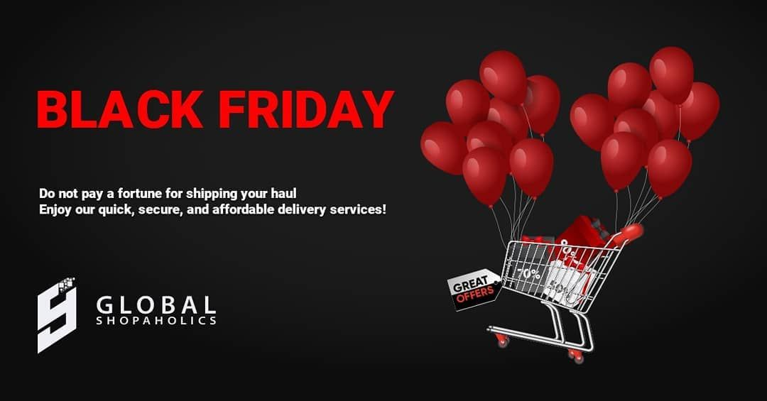 This Black Friday Take Your Post Shopping Decisions Wisely And Save Some Money On Shipping To Shop Some More Get Your Products In 2020 Amazon Black Friday Ebay S Dex