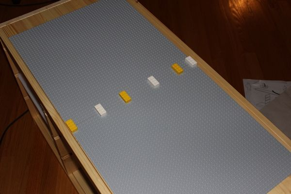 DIY Ikea Lego Table: aka The Super Secret Project: The Day the Glue ...