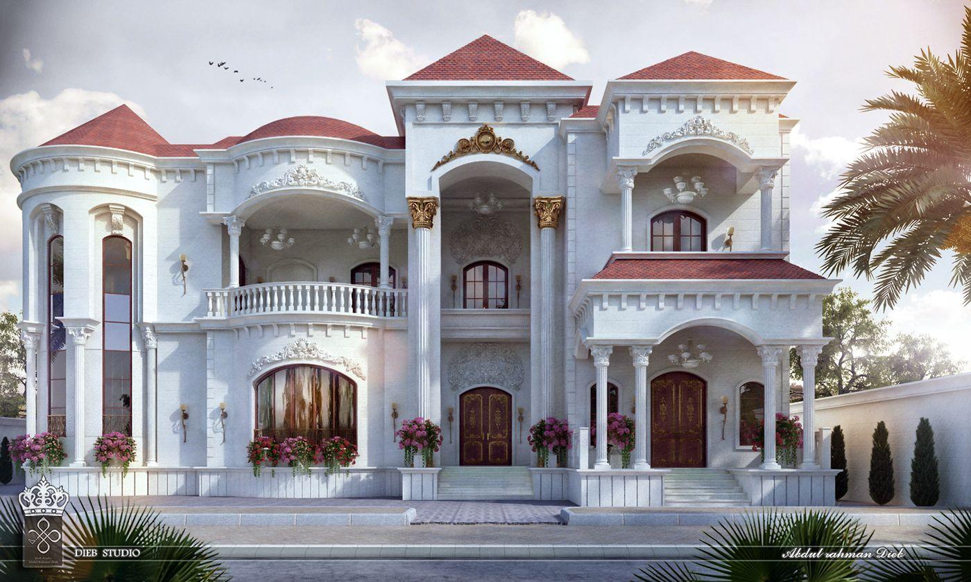 Classic Villa Architecture