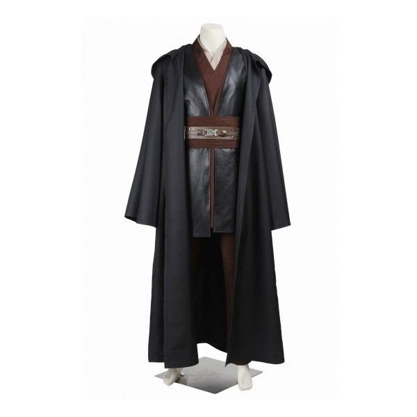 star wars jedi knight anakin skywalker cosplay costume 121 liked on polyvore