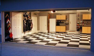 17 best images about garage on pinterest garage door insulation garage ideas and organized garage garage plans interior - Garage Designs Interior Ideas