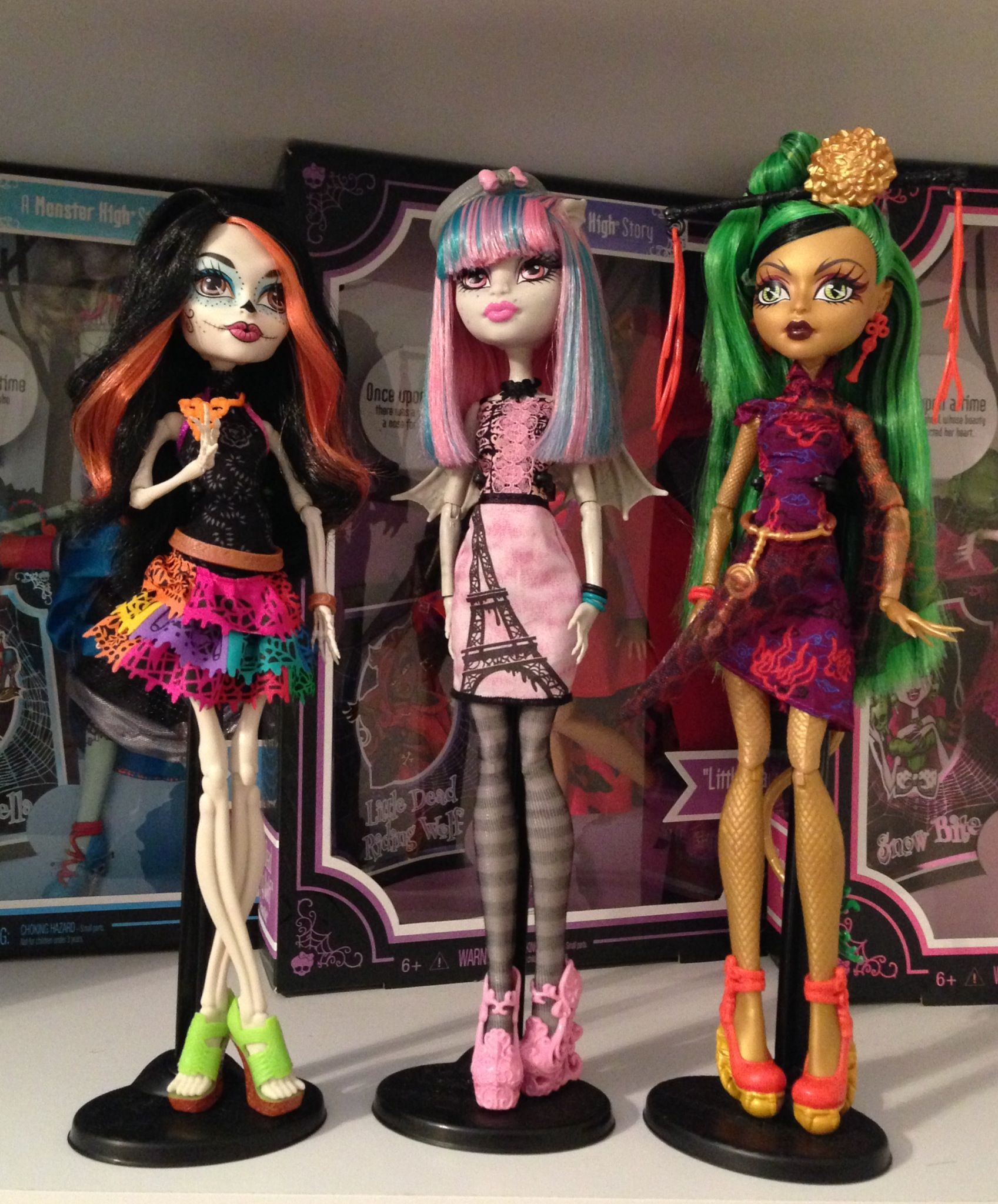 Monster high scaris dolls i think my rochelle needs a hair cut monster high scaris dolls i think my rochelle needs a hair cut winobraniefo Image collections