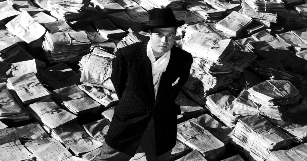 The Rise And Fall Of Citizen Kane As The Greatest Movie Ever Made Citizen Kane Great Movies Orson Welles