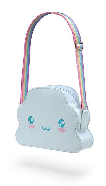 Rainbow Cloud Handbag Com Imagens Bolsas Lindas Mochilas