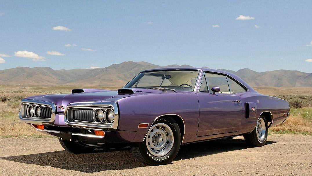 1970 Dodge Coronet Hemi R-T Hardtop in Plum Crazy Purple ...