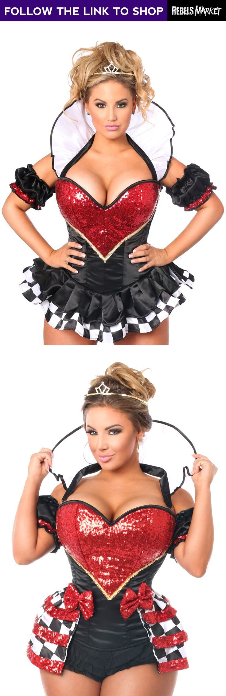 Shop plus size Halloween costumes online at Rebels Market