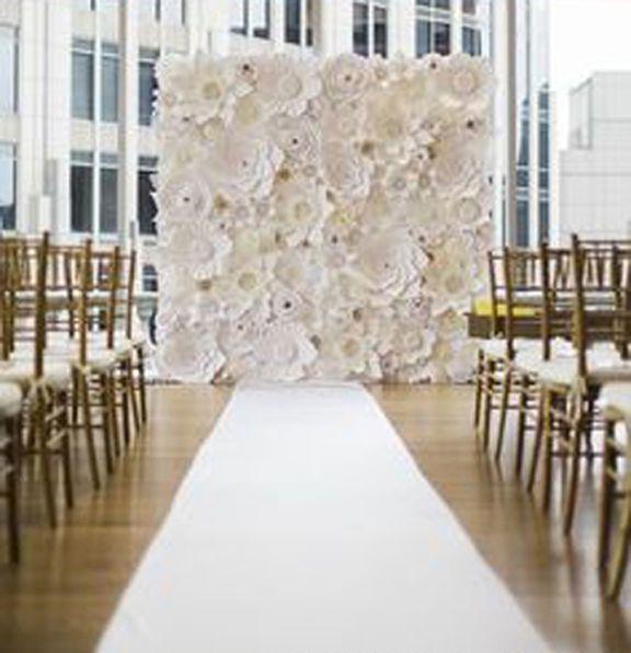 Paper Flower Wedding Backdrop 8ft X 10 Ft Rental We Service Ny Nj Ct Ma Pa Flower Backdrop Wedding Paper Flower Backdrop Wedding Paper Flowers Wedding