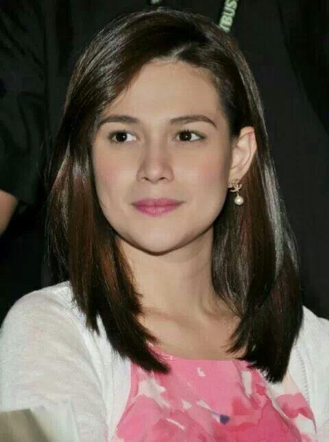 Bea Alonzo Simple Medium Hair Styles Hair Beauty Hair Styles