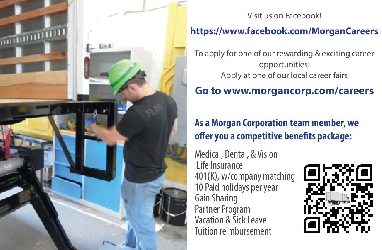 Apply Today Www Morgancorp Com Careers Jobsearch Berkscounty
