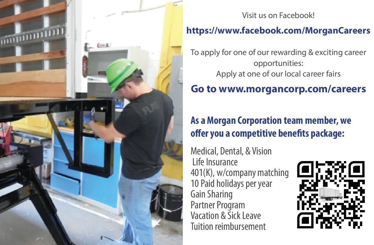Apply Today Www Morgancorp Com Careers Jobsearch Berkscounty