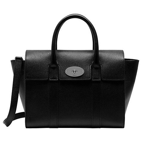 f991cb4aef Buy Mulberry Small Bayswater Classic Grain Satchel from our Handbags range  at John Lewis.