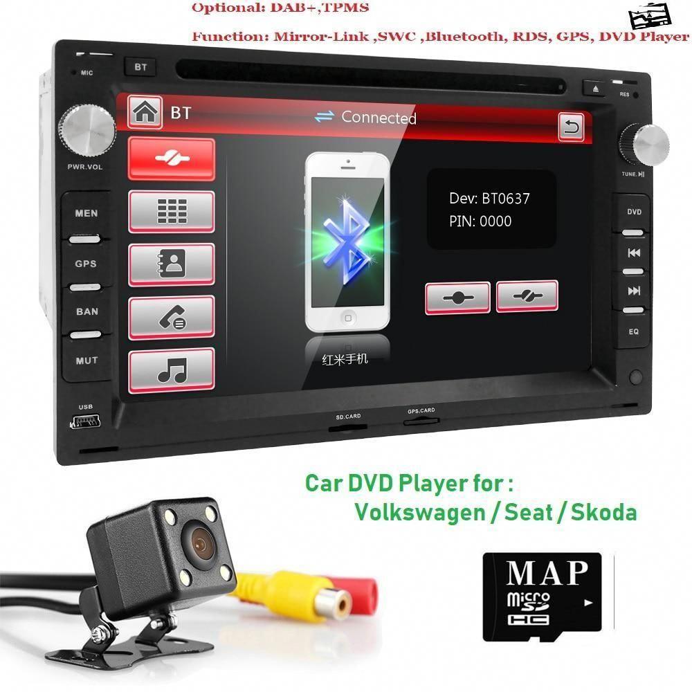Car Dvd Player For Vw Passat B5 Mk5 Golf Mk3 Iv Mk4 Polo Mk4