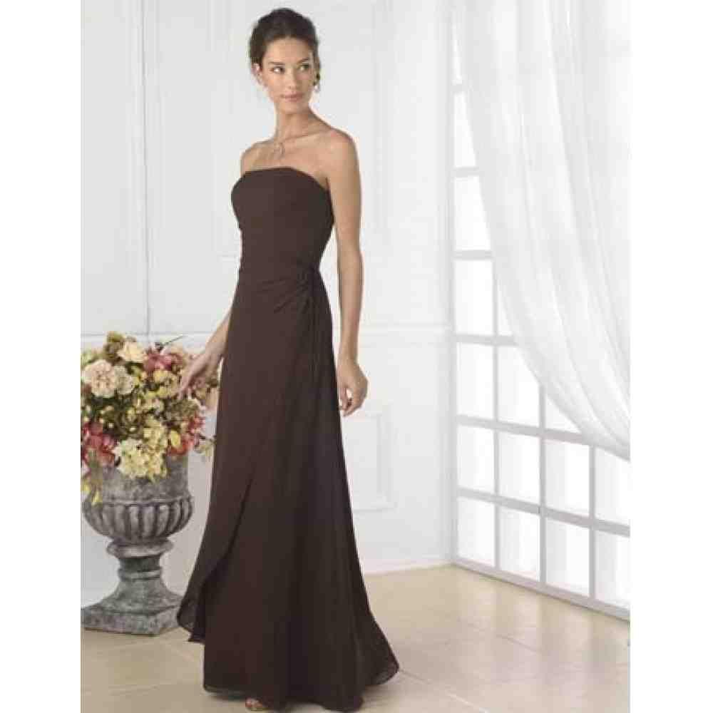 Long brown bridesmaid dresses long bridesmaid dresses long brown bridesmaid dresses chocolate ombrellifo Choice Image