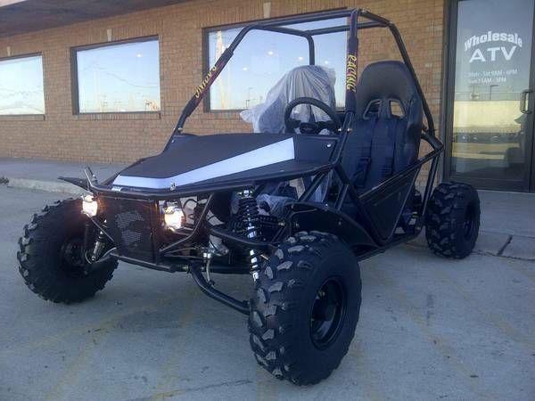 New Adult - Kandi 200cc GKM-2 - 200cc Go Kart   Wholesale