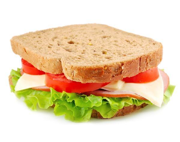 sanduiche saudavel