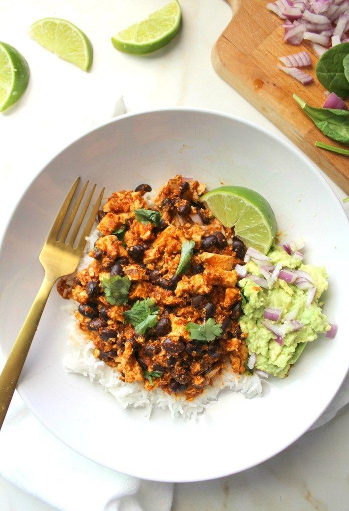 Weekly Vegan Dinner Plan 30