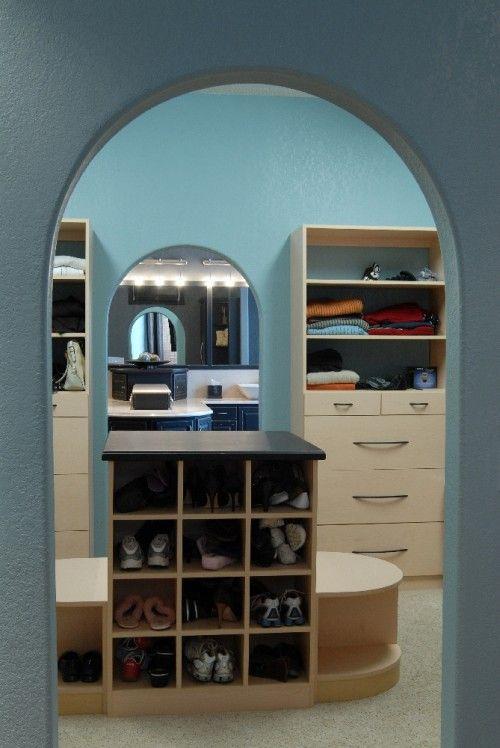 Now that's a closet...