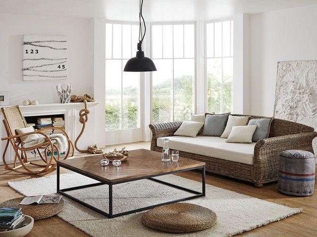 Sofa lounger vamita von rattanm bel - Ausgefallene mobel berlin ...