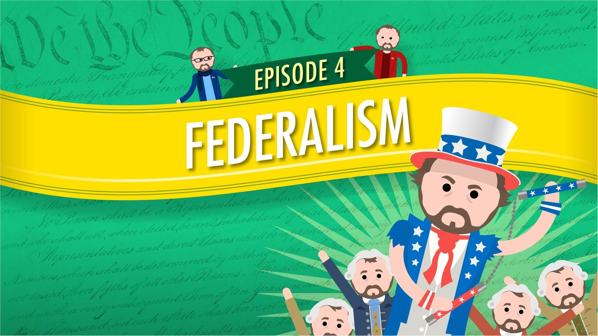 Federalism Crash Course Government And Politics 4 Find