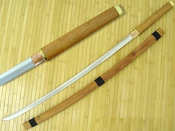 katana- shirasaya handle