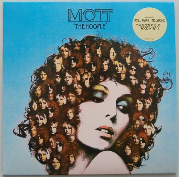 Mott The Hoople Album Covers Mott The Hoople The Hoople 7 Front Cover Album Cover Art Cool Album Covers Classic Album Covers