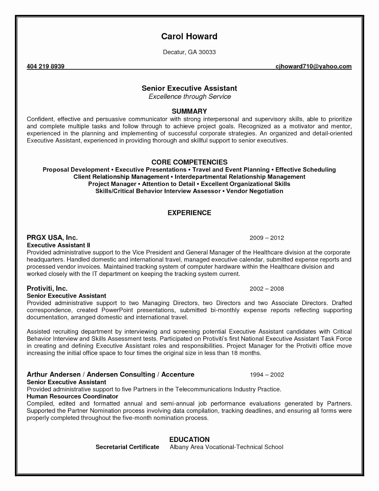 Administrative assistant resume objective 2019 2020