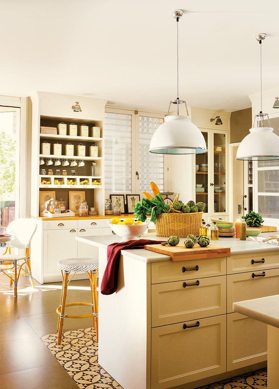 20 claves para iluminar bien tu cocina | COCINAS | Cocinas ... - photo#50