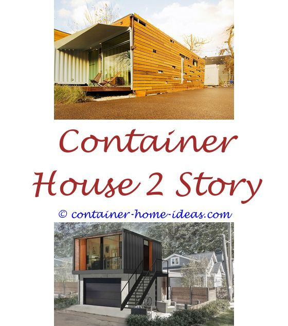 Shipping Container Hybrid Home Plans Container house plans