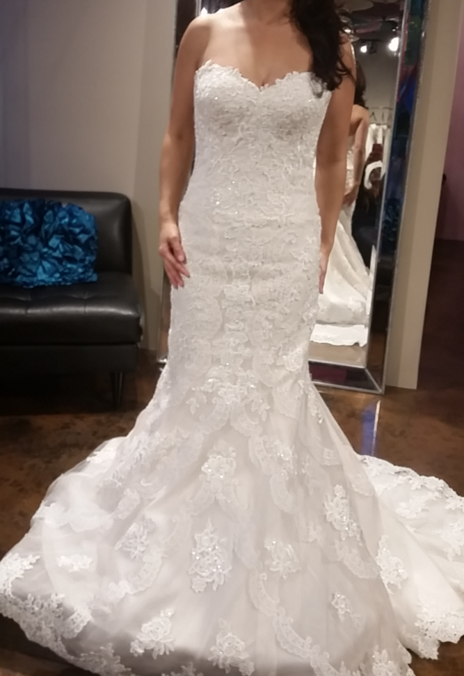 Yelp photo from Linda D. for The White Flower Bridal Boutique ...