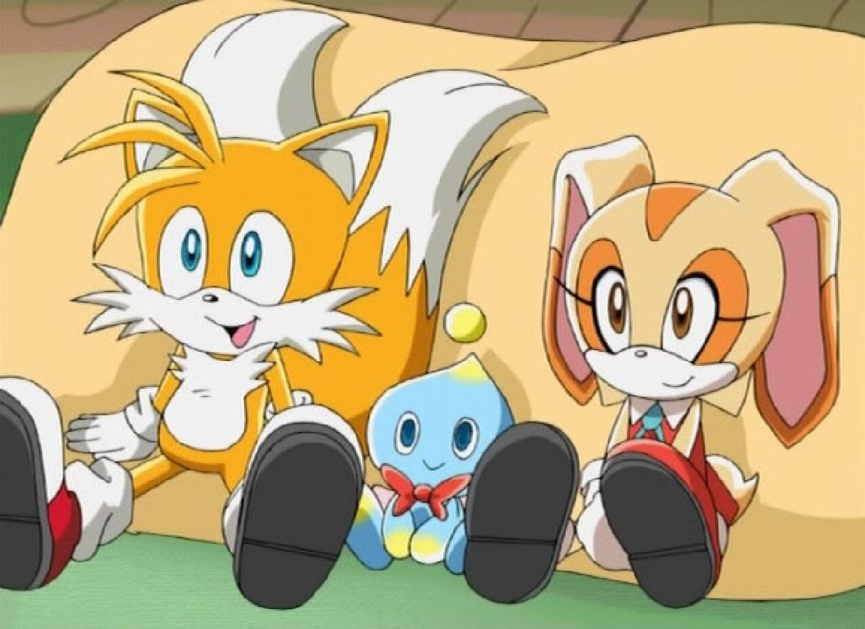 Sonic x screenshots sonic the hedgehog image sonic x episode 64 a - This Is Awesome My Two Fav Sonic X Characters I Remember This Episode