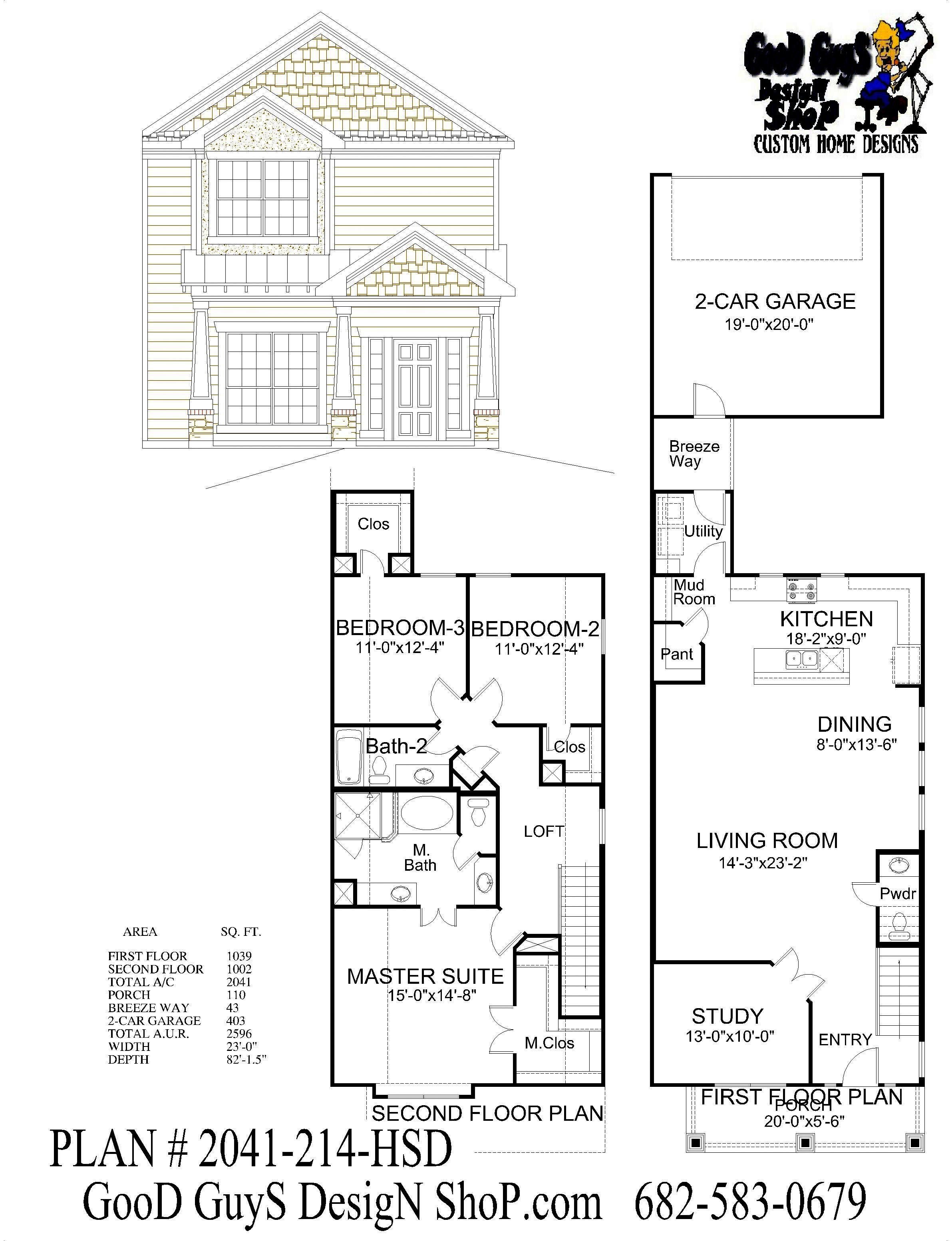 Plan 2041sqft 214 Hsd House Plans Custom Homes Custom Home Designs