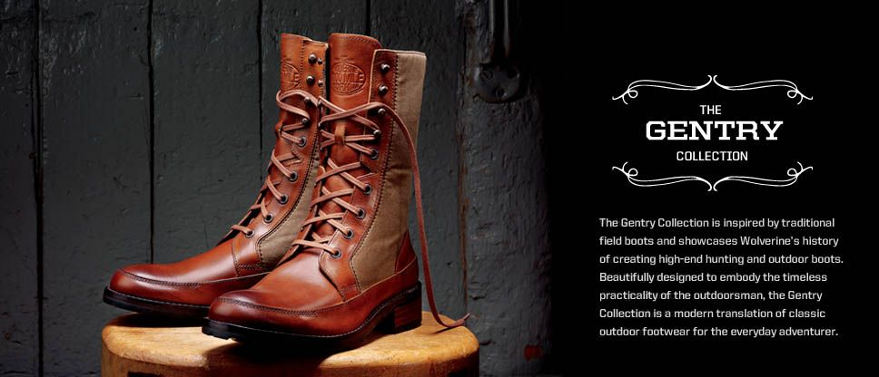 9223fd4038f Wolverine's Gentry Collection | Steampunk in 2019 | Mens work shoes ...
