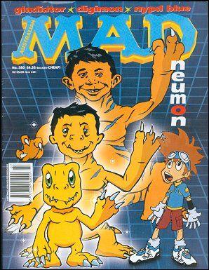 Australian MAD Magazine #380   MADtrash.com